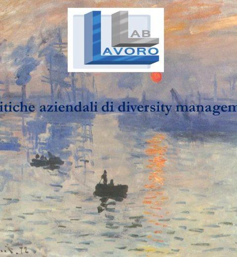 Le politiche aziendali di diversity management (e-book gratuito)