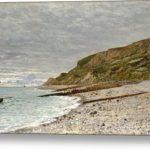 quadro Monet La pointe de la heve